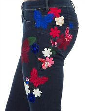 Miss Sixty embroidered Bettie Trousers be-lift skinny jeans - W29