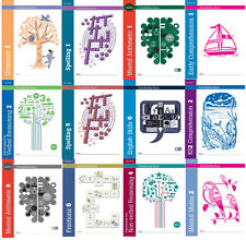Schofield Sims Home Learning Numeracy & Literacy Workbooks KS1 KS2 Ages 5-11 Yr