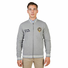 Oxford University Oxford University Felpa Oxford University Uomo Grigio 74091 Fe