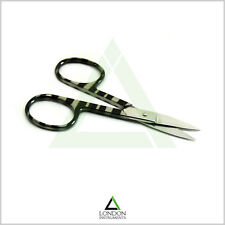 Manicure Cuticle NAIL Finger Toenail Scissors Pedicure Stainless Steel New