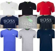 Hugo Boss Green Label Men's Crew Neck Short Sleeve T-Shirt Sale