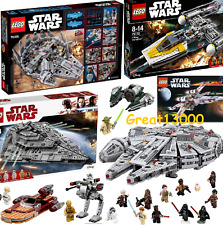 Lego Star Wars *NEW - BOX SETS AND MINIFIGURES* Choose SETS Toys 75155