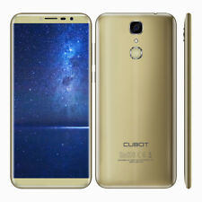 "Oro CUBOT X18 4G Smartphone Android 7.0 5.7 "" QUAD-CORE 3G + 32G 13MP"