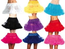 Leg Avenue Layered Tulle Petticoat/Tutu Fancy Dress Accessory One Size