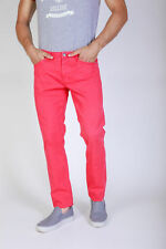 Jaggy Jaggy Jeans Jaggy Uomo Rosso 82270 Jeans Uomo
