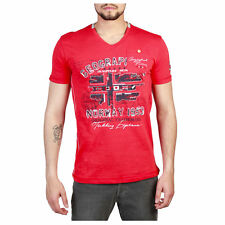 Geographical Norway Geographical Norway T-shirt Geographical Norway Uomo Rosso 9