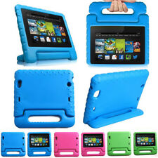 Kids Children Shockproof Case Handle Stand Cover For Amazon Kindle Fire 7