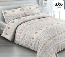 TRAPUNTA INVERNALE PIUMONE- LOVELY (gr 320)-BEIGE-100% MADE IN ITALY
