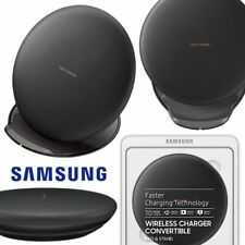 Original Samsung Qi Wireless Charging Convertible Fast Charger for Galaxy S8 S9+