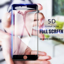 Luxury 5D Full Cover Screen Curved Explosion-proof Tempered Glass For iPhone