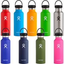 Hydro Flask Standard Mouth 18oz With Flex Cap - 9 Colours