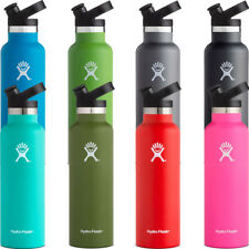 Hydro Flask Standard Mouth 21oz With Sports Cap - 8 Colours