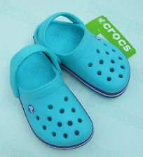 Crocs Crocband Kids Relaxed Fit Clogs Shoes Sandals C 8 9 10 11 BNWT