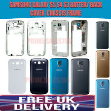 Samsung Galaxy S4 & S3 Battery Back Door Cover Housing and Chassis Frame
