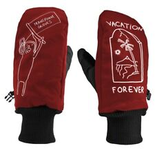 Transform Tor Lundstrom Pro Model Snowboard Mitts NEW gloves mittens