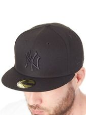 Casquette ajustée New Era League Basic 59Fifty New York Yankees Noir