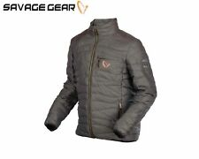 Savage Gear Simply Savage Lite Fishing Quilted Jacket S - XXL