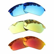 Oakley Flak Jacket Replacement Polarized Lenses Sunglasses Frames Multi Options