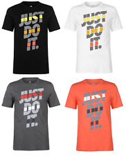 Nike T-Shirt T shirt Tshirt Kurzarm Herren Top Freizeit Casual Just Do It 1687