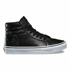 Vans x Peanuts SK8 Hi Reissue Snoopy / Emboss High Top Lace Up Leather Trainer