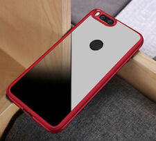 Slim-Thin Crystal Clear Soft TPU Bumper Back Case Cover For Xiaomi Mi Redmi Y1