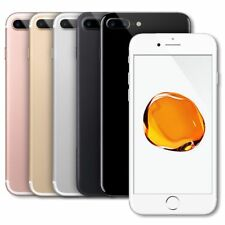 Apple Iphone 7+ Plus Factory Unlocked 32GB 128GB 256GB Sim Free Smartphone
