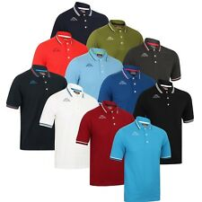 Kappa Mens Maltax Pure Pique Cotton Sports Casual Polo Shirt Golf Top Summer Tee