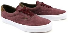 Vans Era 59 C&L Birds Port Royale Burgundy Lace-Up Men's Pump Trainers Sneakers
