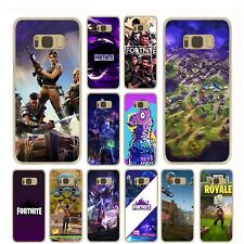 FORTNITE Battle Royale Phone Case Cover Gaming for Samsung Galaxy S9 S8 S7 Edge