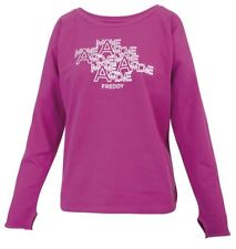 Freddy Fleece Brushed - maglia a maniche lunghe fitness - donna