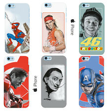 COQUE DIGITAL ART pour Iphone VALENTINO ROSSI 46 Nadal IronMan Capitaine