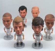 Real Madrid Classic Galactico Players Figure Football Soccer Figura Collection