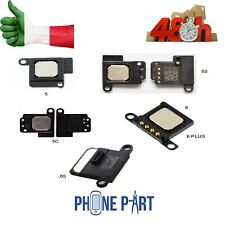 SPEAKER ALTOPARLANTE PER IPHONE 5 5C 5S 6 6S PLUS CASSA SUPERIORE ASCOLTO VOCE