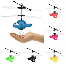 Mini Hand Flying UFO Ball Model RC Aircraft Kids Toy Induction Flying Toy Drone