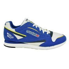 Reebok WORLD BEST Wildleder Herren Sneakers Schuhe Neu