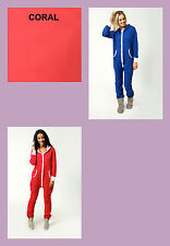NEW SIZE XL HOODED ZIP FRONT ONE BIT FROM BOOHOO BNWT COLOURS RED BLUE OR CORAL