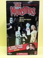 HERMAN The Munsters 40th Anniversary 12inch Collectible Action Figure/Doll