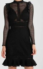 GUESS Cocktail Kleid JACQUELINE DRESS schwarz