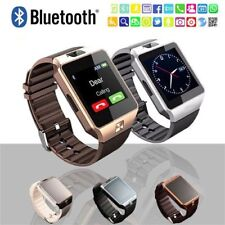 DZ09 Bluetooth Smart Watch Phone + Camera SIM Card For Android & IOS Phones