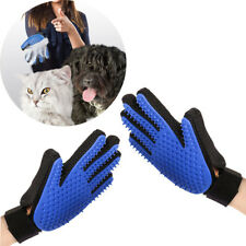 Grooming Glove with Gentle Touch Comb Pet Dog Cat Hair Removal Brush Massage