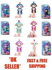 UK New Finger Baby Monkey Lings Interactive Electronic Smart Kids Toy Pet 2018