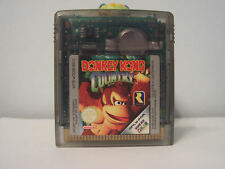Donkey Kong Country Game Boy nintendo gameboy color Nintendo (THE GAME SAVES)