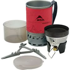 MSR WINDBURNER 1L PERSONAL STOVE SYSTEM CANISTER STOVE WINDPROOF AU STOCK