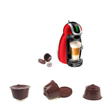 50 X Reusable Dolce Gusto Compatible Coffee Pod Various Colours