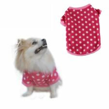 pet clothes for small dogs winter fleece clothing for dog Pet Products dog jaket