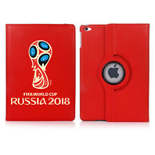 Russia 2018 Personalised 360 Rotating Case Cover for ALL Apple iPad tablets