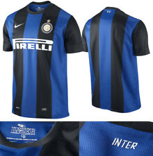 NIKE maglia uomo Inter calcio t-shirt men's Home football autentica cod. 479315