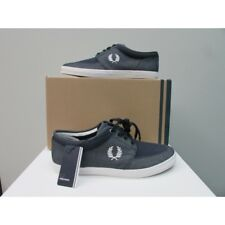 Scarpe uomo Fred Perry Stratford blu navy sneakers (mod. guess, calvin klein)