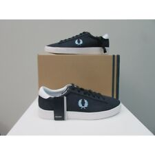 Scarpe uomo Fred Perry sneakers Spencer blu navy (mod. guess, calvin klein)