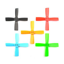 10 Pairs Racerstar 2035 50mm 4 Blade Propeller 1.5mm Mounting Hole For 80-110